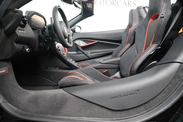 New 2020 McLaren 720S Spider Convertible for sale $383,090 at Bentley Greenwich in Greenwich CT 06830 24