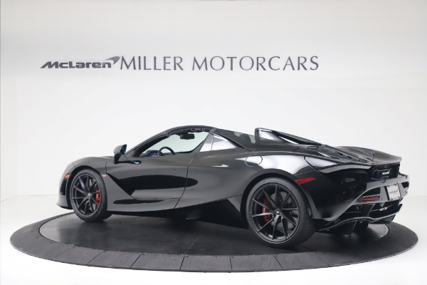 New 2020 McLaren 720S Spider Convertible for sale $383,090 at Bentley Greenwich in Greenwich CT 06830 3