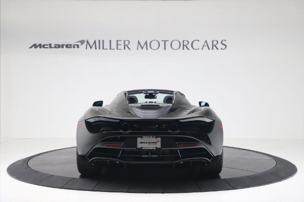 New 2020 McLaren 720S Spider Convertible for sale $383,090 at Bentley Greenwich in Greenwich CT 06830 5