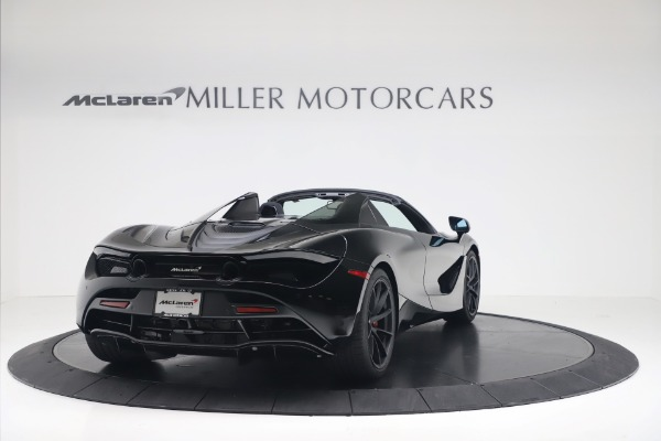New 2020 McLaren 720S Spider Convertible for sale $383,090 at Bentley Greenwich in Greenwich CT 06830 6