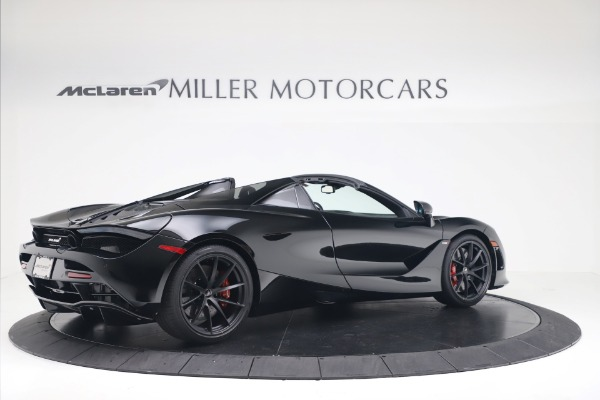 New 2020 McLaren 720S Spider Convertible for sale $383,090 at Bentley Greenwich in Greenwich CT 06830 7
