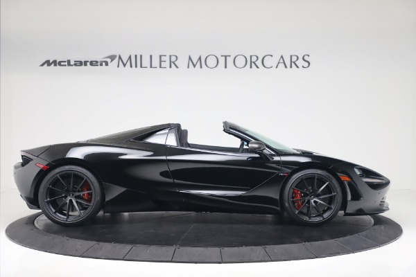 New 2020 McLaren 720S Spider Convertible for sale $383,090 at Bentley Greenwich in Greenwich CT 06830 8