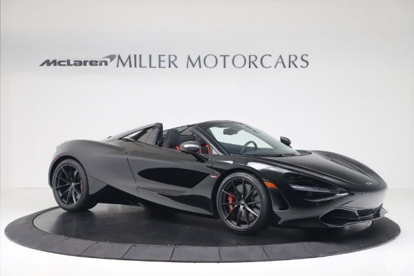 New 2020 McLaren 720S Spider Convertible for sale $383,090 at Bentley Greenwich in Greenwich CT 06830 9