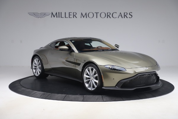 New 2020 Aston Martin Vantage Coupe for sale $180,450 at Bentley Greenwich in Greenwich CT 06830 10