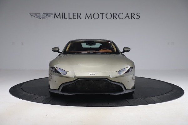 New 2020 Aston Martin Vantage Coupe for sale $180,450 at Bentley Greenwich in Greenwich CT 06830 11