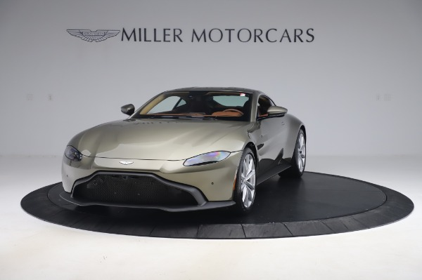 New 2020 Aston Martin Vantage Coupe for sale $180,450 at Bentley Greenwich in Greenwich CT 06830 12