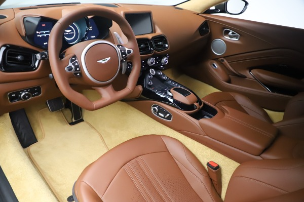 New 2020 Aston Martin Vantage Coupe for sale $180,450 at Bentley Greenwich in Greenwich CT 06830 13