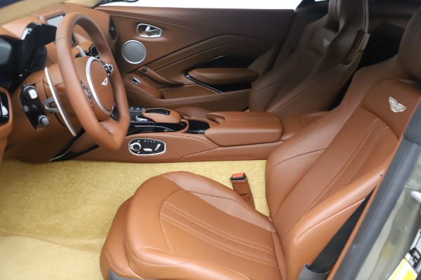 New 2020 Aston Martin Vantage Coupe for sale $180,450 at Bentley Greenwich in Greenwich CT 06830 14