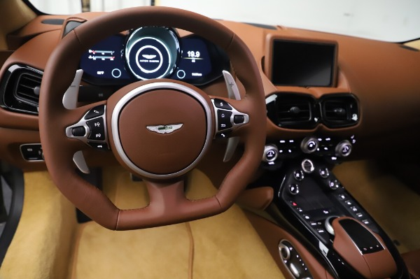 New 2020 Aston Martin Vantage Coupe for sale Sold at Bentley Greenwich in Greenwich CT 06830 17