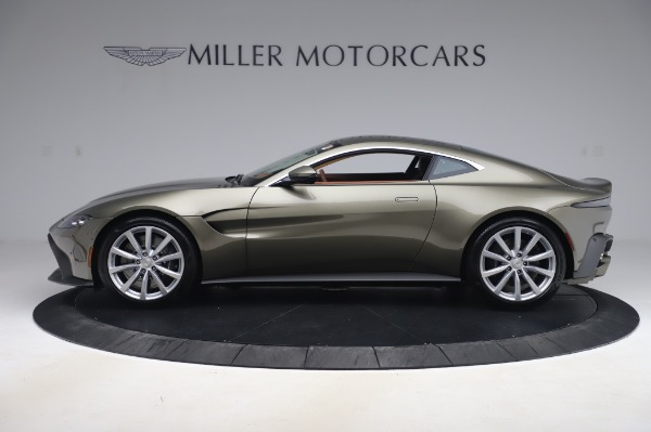 New 2020 Aston Martin Vantage Coupe for sale $180,450 at Bentley Greenwich in Greenwich CT 06830 2