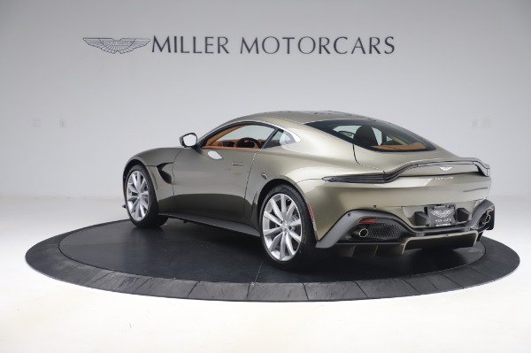New 2020 Aston Martin Vantage Coupe for sale $180,450 at Bentley Greenwich in Greenwich CT 06830 4