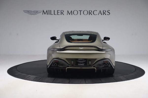 New 2020 Aston Martin Vantage Coupe for sale $180,450 at Bentley Greenwich in Greenwich CT 06830 5