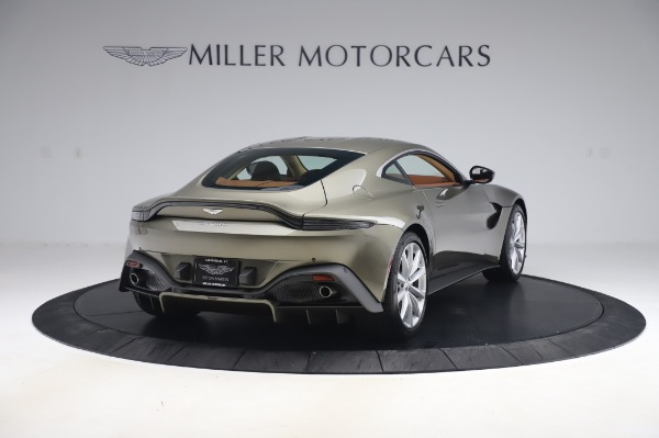New 2020 Aston Martin Vantage Coupe for sale $180,450 at Bentley Greenwich in Greenwich CT 06830 6