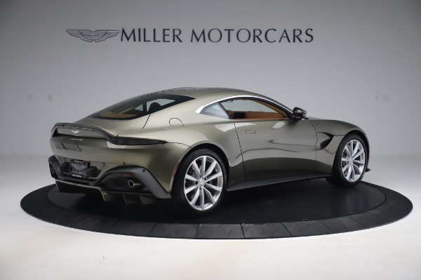 New 2020 Aston Martin Vantage Coupe for sale $180,450 at Bentley Greenwich in Greenwich CT 06830 7