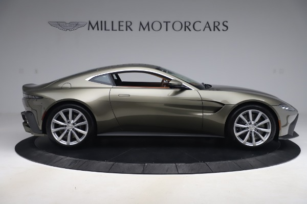 New 2020 Aston Martin Vantage Coupe for sale $180,450 at Bentley Greenwich in Greenwich CT 06830 8