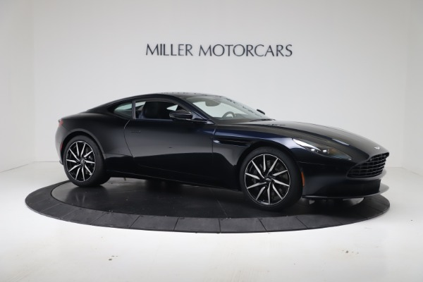 New 2020 Aston Martin DB11 V8 Coupe for sale $237,996 at Bentley Greenwich in Greenwich CT 06830 10