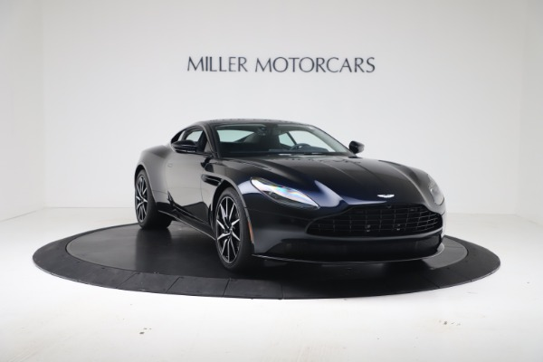 New 2020 Aston Martin DB11 V8 Coupe for sale $237,996 at Bentley Greenwich in Greenwich CT 06830 11