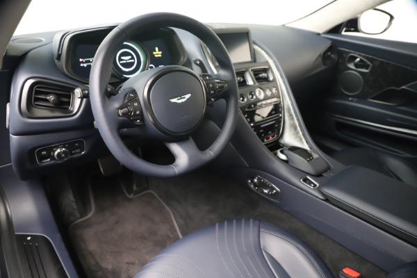 New 2020 Aston Martin DB11 V8 Coupe for sale $237,996 at Bentley Greenwich in Greenwich CT 06830 14