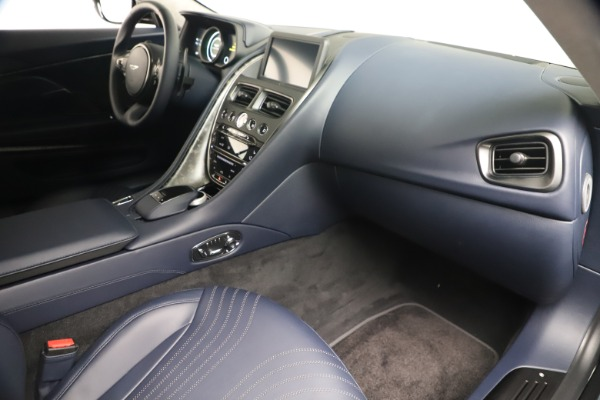 New 2020 Aston Martin DB11 V8 Coupe for sale $237,996 at Bentley Greenwich in Greenwich CT 06830 18