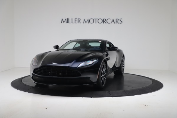 New 2020 Aston Martin DB11 V8 Coupe for sale $237,996 at Bentley Greenwich in Greenwich CT 06830 2