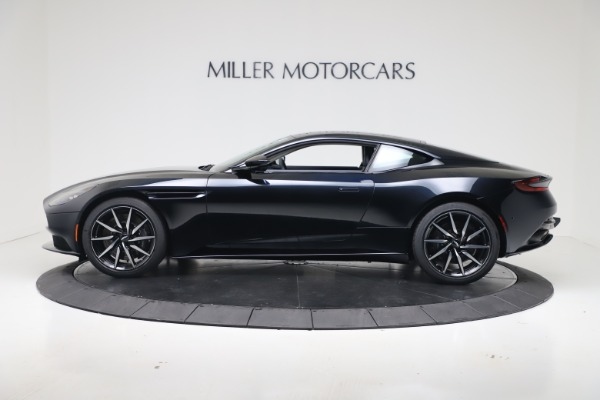 New 2020 Aston Martin DB11 V8 Coupe for sale $237,996 at Bentley Greenwich in Greenwich CT 06830 3