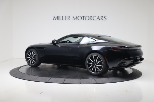 New 2020 Aston Martin DB11 V8 Coupe for sale $237,996 at Bentley Greenwich in Greenwich CT 06830 4
