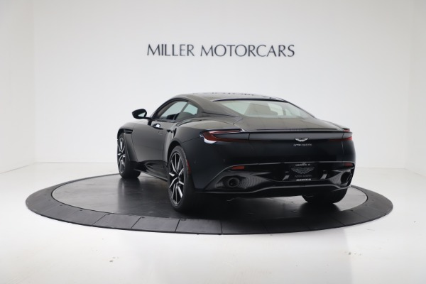 New 2020 Aston Martin DB11 V8 Coupe for sale $237,996 at Bentley Greenwich in Greenwich CT 06830 5