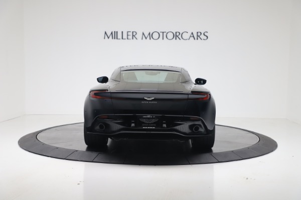 New 2020 Aston Martin DB11 V8 Coupe for sale $237,996 at Bentley Greenwich in Greenwich CT 06830 6