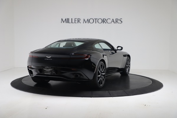 New 2020 Aston Martin DB11 V8 Coupe for sale $237,996 at Bentley Greenwich in Greenwich CT 06830 7
