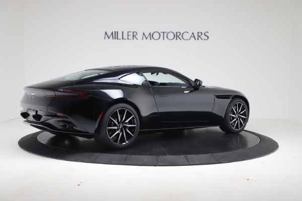 New 2020 Aston Martin DB11 V8 Coupe for sale $237,996 at Bentley Greenwich in Greenwich CT 06830 8