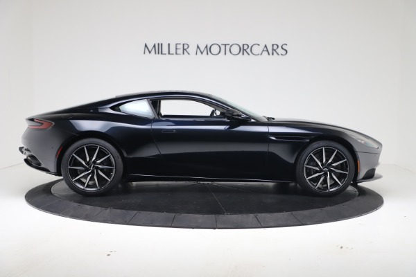 New 2020 Aston Martin DB11 V8 Coupe for sale $237,996 at Bentley Greenwich in Greenwich CT 06830 9