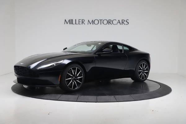New 2020 Aston Martin DB11 V8 Coupe for sale $237,996 at Bentley Greenwich in Greenwich CT 06830 1