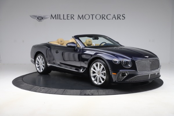 New 2020 Bentley Continental GTC V8 for sale $262,475 at Bentley Greenwich in Greenwich CT 06830 10
