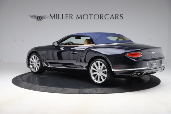 New 2020 Bentley Continental GTC V8 for sale $262,475 at Bentley Greenwich in Greenwich CT 06830 14
