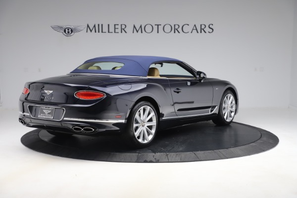 New 2020 Bentley Continental GTC V8 for sale $262,475 at Bentley Greenwich in Greenwich CT 06830 15