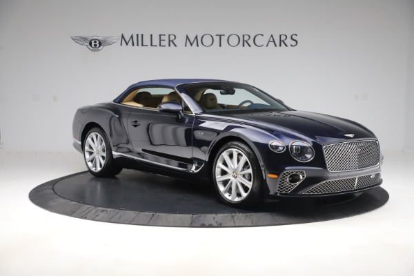 New 2020 Bentley Continental GTC V8 for sale $262,475 at Bentley Greenwich in Greenwich CT 06830 17