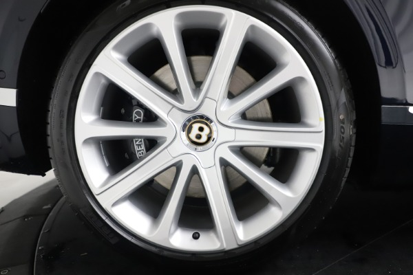 New 2020 Bentley Continental GTC V8 for sale $262,475 at Bentley Greenwich in Greenwich CT 06830 18