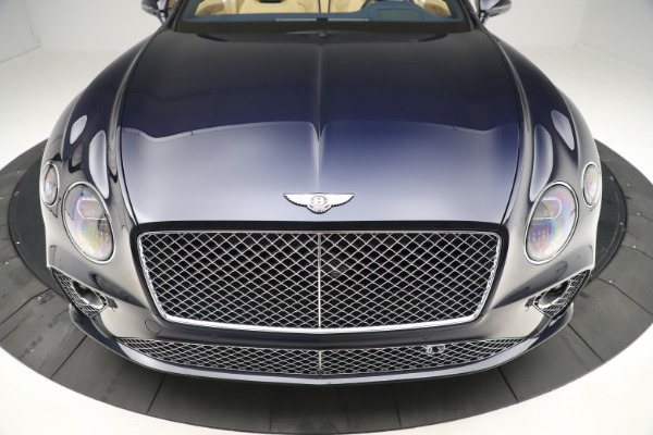 New 2020 Bentley Continental GTC V8 for sale $262,475 at Bentley Greenwich in Greenwich CT 06830 19