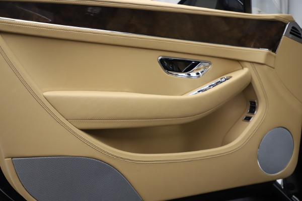 New 2020 Bentley Continental GTC V8 for sale $262,475 at Bentley Greenwich in Greenwich CT 06830 21