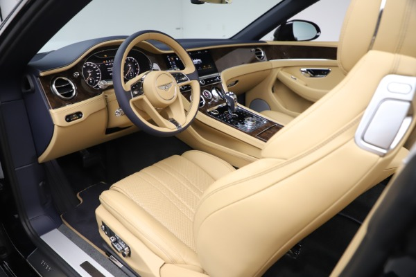 New 2020 Bentley Continental GTC V8 for sale $262,475 at Bentley Greenwich in Greenwich CT 06830 22