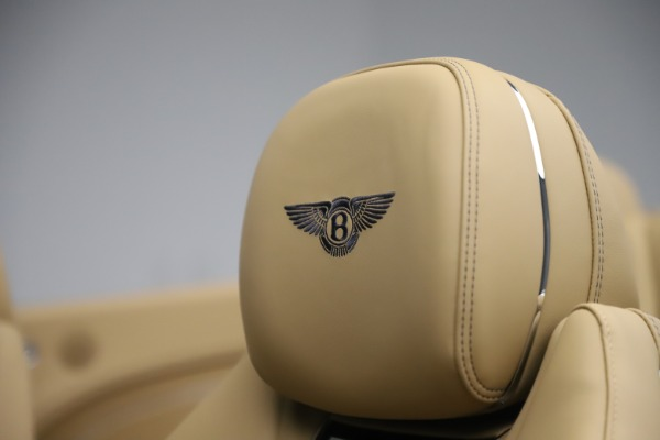 New 2020 Bentley Continental GTC V8 for sale $262,475 at Bentley Greenwich in Greenwich CT 06830 25
