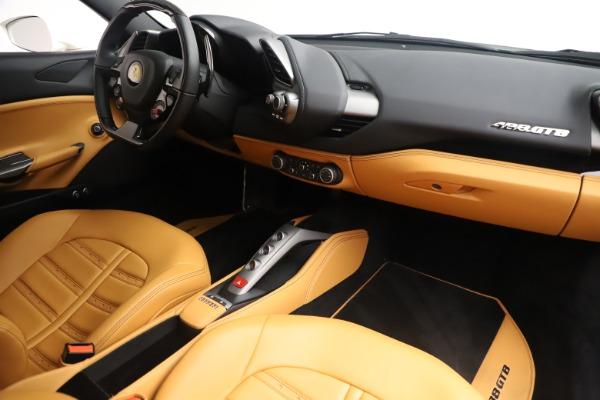 Used 2017 Ferrari 488 GTB for sale $244,900 at Bentley Greenwich in Greenwich CT 06830 19