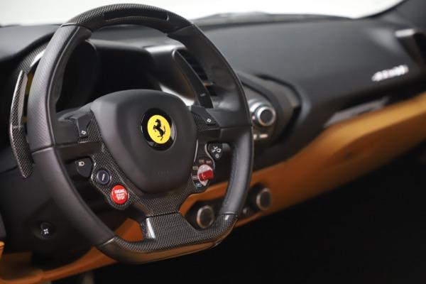 Used 2017 Ferrari 488 GTB for sale $244,900 at Bentley Greenwich in Greenwich CT 06830 22