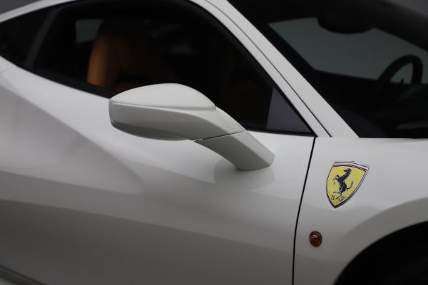 Used 2017 Ferrari 488 GTB for sale $244,900 at Bentley Greenwich in Greenwich CT 06830 25
