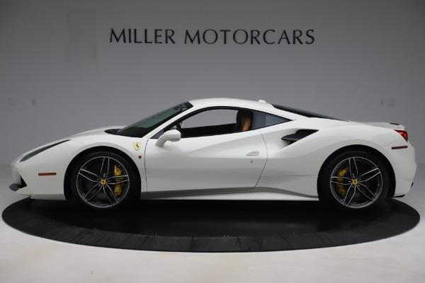 Used 2017 Ferrari 488 GTB for sale $244,900 at Bentley Greenwich in Greenwich CT 06830 3
