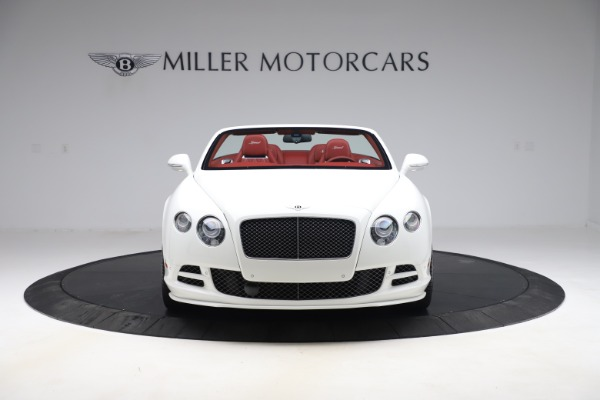 Used 2015 Bentley Continental GTC Speed for sale $129,900 at Bentley Greenwich in Greenwich CT 06830 12