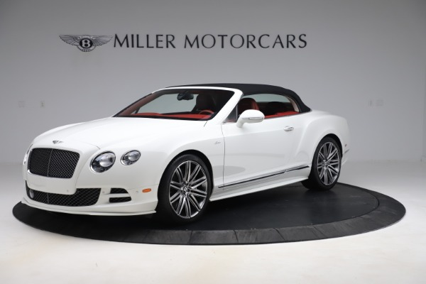 Used 2015 Bentley Continental GTC Speed for sale $129,900 at Bentley Greenwich in Greenwich CT 06830 13