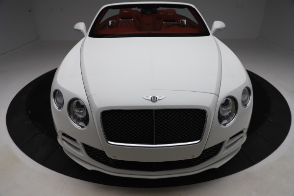 Used 2015 Bentley Continental GTC Speed for sale $129,900 at Bentley Greenwich in Greenwich CT 06830 20