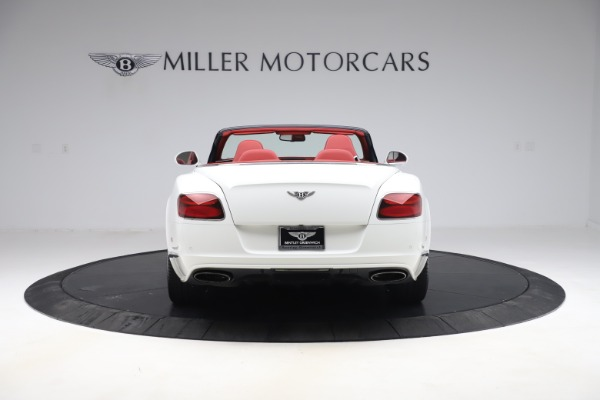 Used 2015 Bentley Continental GTC Speed for sale $129,900 at Bentley Greenwich in Greenwich CT 06830 6