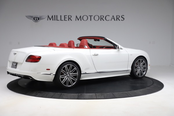 Used 2015 Bentley Continental GTC Speed for sale $129,900 at Bentley Greenwich in Greenwich CT 06830 8